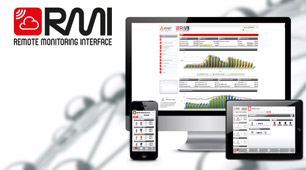 RMI - Remote Monitoring Interface